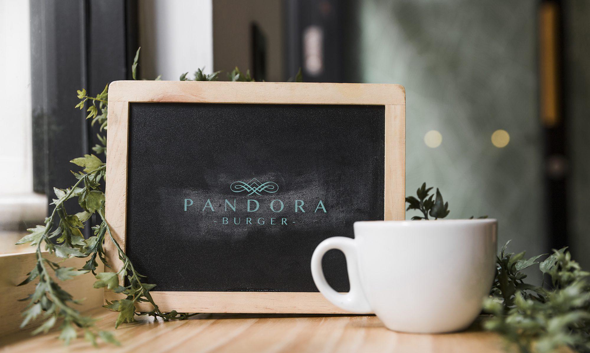 PANDORA BURGER